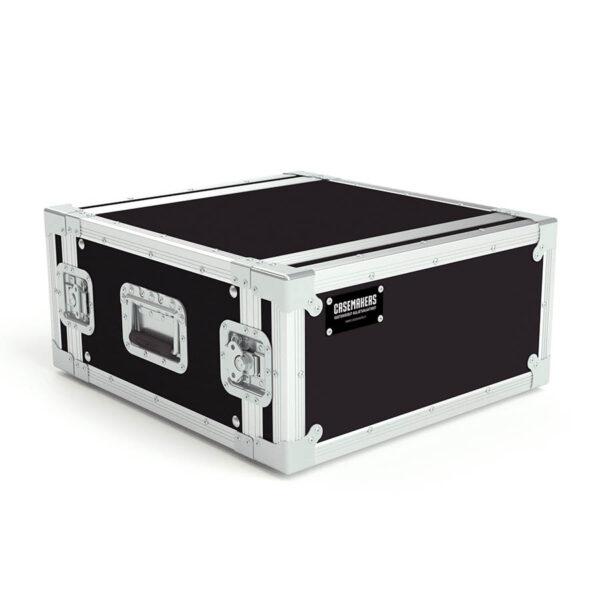 5U rack case lids closed