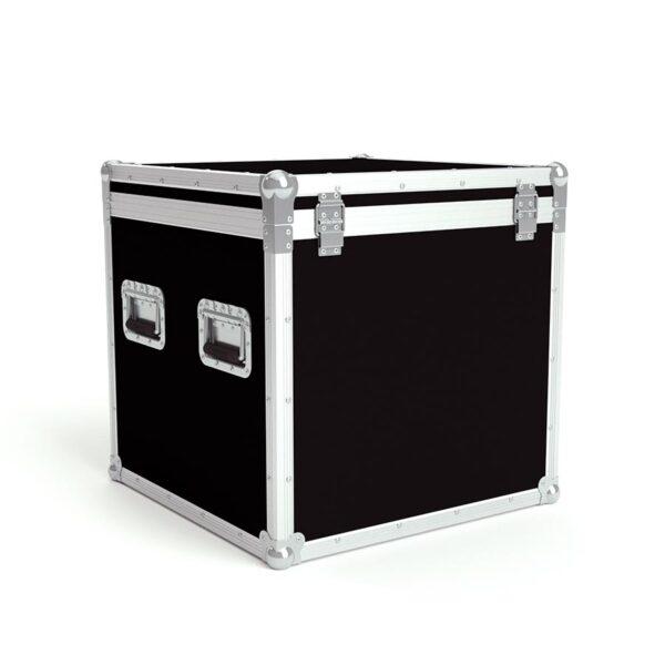Kuljetuslaatikko 60x60x60cm saranoidulla kannella