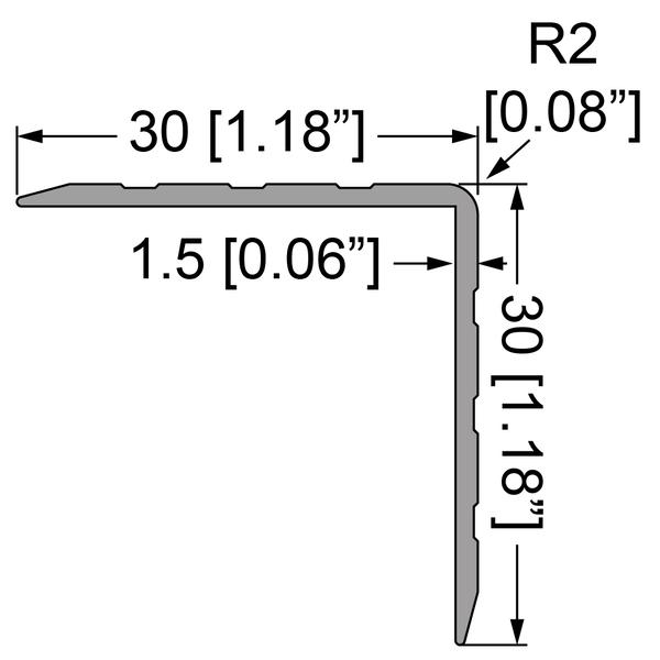 EG-0100-kulmalista-mittakuva