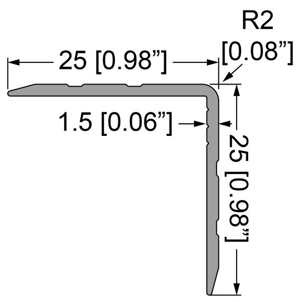 EG-0126-kulmalista-mittakuva