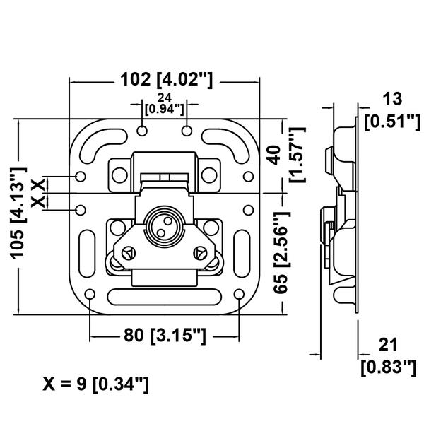 L407928z-pintaperhoslukko-tekninen-kuva