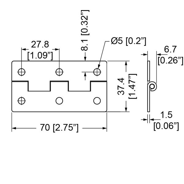 PG-3022-lehtisarana-mittakuva