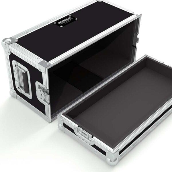 Custom guitar head amp case