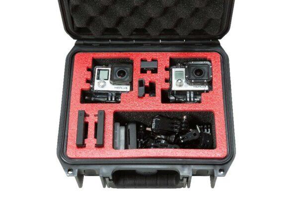 3i-0907-4gp kahdelle GoPro Herolle